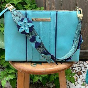Gianni Bini Aqua Bag NWOT